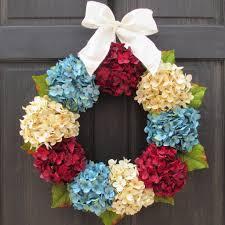 patriotic wreaths for front doorPatriotic Wreath