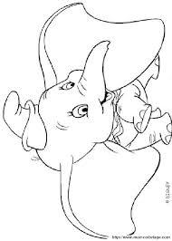 Colorare Dumbo Disegno Dumbo Stampare