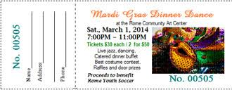 A Mardi Gras Themed Fundraiser Is Sure To Be A Big Hit