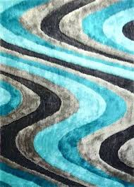 teal and gray area rug fresh rugs
