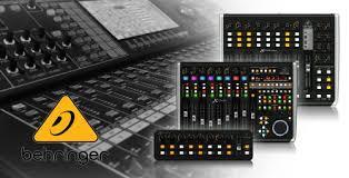 <b>Behringer X</b>-<b>touch</b>: линейка USB-<b>MIDI контроллеров</b>