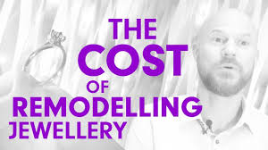 How Much Does It Cost To Remodel Jewellery Youtube
