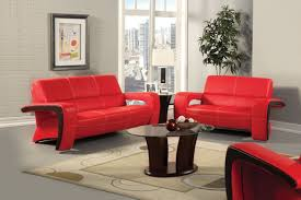 Red Living Room Chairs Unusual Sofas Home Decor
