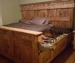 unique king bed frame4 unique