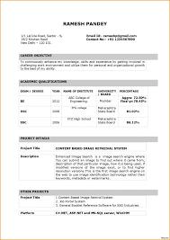 Example Of Teacher Resume Objective Good Teachers Best Format For