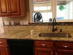 sienna beige granite on medium colored wood cabinets 4 9 13 traditional kitchen charlotte granite countertops charlotte nc sienna