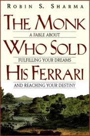 book review the monk who sold his ferrari