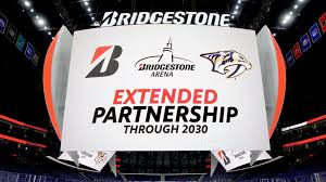 Bridgestone Preds Extend Naming Rights Agreement For Arena