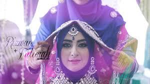 indian muslim wedding kuala lumpur msia rizwan fatimah reception by next art