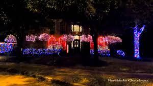 Slayer Christmas Light Show House Of Rock A Video Collection Of Christmas House Lights