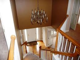 image of 2 story foyer chandeliers lighting ideas