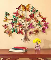 erfly tree metal wall art decoration 1 b00ro7bh6s