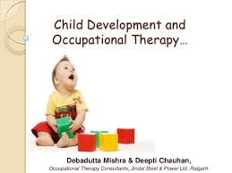 Child Development Occupational Therapy