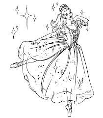 Disegni Da Colorare E Stampare Barbie Fredrotgans