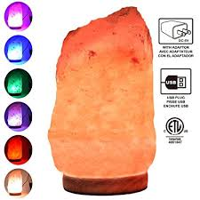 Certified Himalayan Salt Lamp