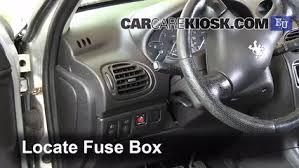 peugeot 206 manual fuse box wiring diagram libraries interior fuse box location 2000 2005 peugeot 206 2004 peugeot 206