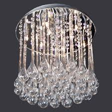 image of crystal contemporary crystal chandelier