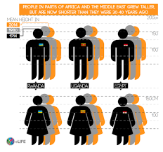 Why Some Nationalities Are Getting Shorter While The Rest
