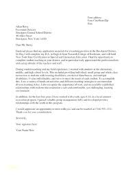 Example Of Education Cover Letters Application Cover Letter Samples For Free Teachers Cover Letter
