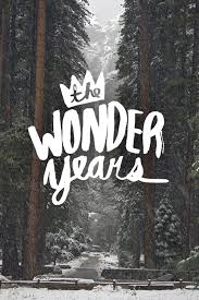 the wonder years band logo.  Logo For The Wonder Years Band Logo D