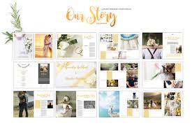 Wedding Album Templates Indesign Luxury Wedding Photo Book Template 4 Print