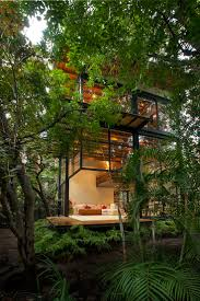 Modern Tree Houses Best 20 Awesome Tree Houses Ideas On Pinterest Tree Houses