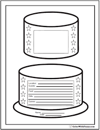 Small Picture Birthday Party Invitations To ColorPartyPrintable Coloring Pages