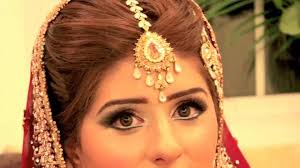 hairstyles long stani and indian bridal makeup video dailymotion
