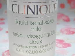 <b>CLINIQUE Liquid Facial Soap</b> - Mild reviews, photos, ingredients ...
