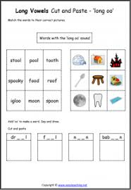 The magic e rule states when a word contains the letter e at the end, it is usually silent and the preceding vowel says its name. Long Vowel Sounds Worksheets And Resources Easyteaching Net