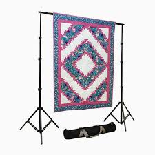 Free Standing Quilt Display Rack Inspiration Craftgard Co Professional Quilt Display Solutions