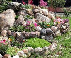 Small Picture Impressive Small Rock Garden Ideas For the Home Pinterest