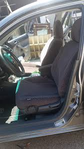 2005 honda civic front charcoal scottsdale seat covers and console cover driver view scottsdale is part of our oem line of seat covers