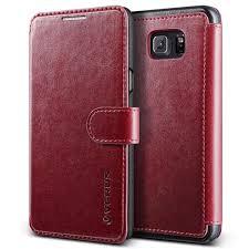 VRS Design [Layered Dandy Series] Samsung Galaxy Note 5 Case - Wine Red Design® Note5 Cases | Slim \u0026 Shockproof VRSDesign.com