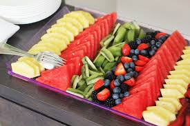 How To Decorate Fruit Tray Decorative Fruit Tray Ideas High School Mediator 16