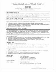 Skills To Put On Your Resume Fresh Good Skills To List On A Resume