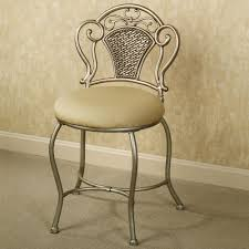 vanity chairs for bathroom  creative bathroom decoration