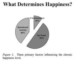 Happiness Chart Happy Pie Psychology Today Singapore