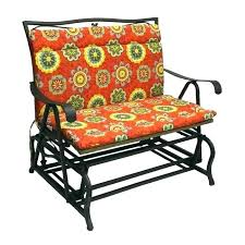 patio glider rocker outdoor patio swivel glider rocker
