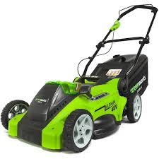 <b>Газонокосилка аккумуляторная Greenworks G-MAX</b> 40V G40LM40 ...