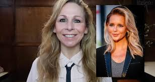 Make-up, tips, voor, hangende, oogleden
