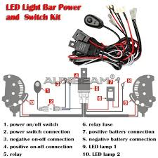 led light bar wiring harness diagram solidfonts dual row led light bar wiring harness home diagrams