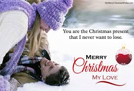 Christmas Quotes About Love Enchanting Most Romantic Merry Christmas Love Quotes For Her Him With Images