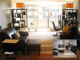 home office in living room. creating office space living room ideas a large into home in