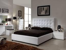 New Bedroom Interior Design Captivating Master Bedroom Interior Design With Stylish White New