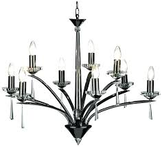 black chrome chandelier chandelier black fresh black modern chandelier for modern 9 light dual mount chandelier