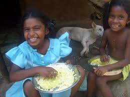 Image result for pictures of feeding the hungry