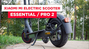Обзор электросамокатов <b>Xiaomi</b>: <b>Mi</b> Electric <b>Scooter Pro 2</b> и <b>Mi</b> ...