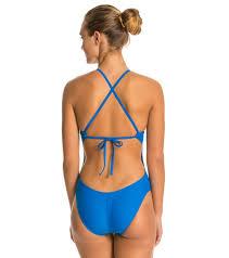 Sporti Tie Back One Piece Swimsuit