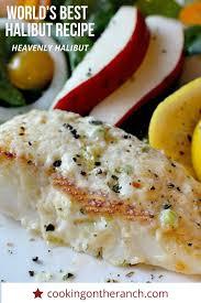 broiled halibut fillet recipe ...